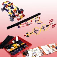 K'NEX Introduction to Wheels/Axles and Inclined Planes 78620