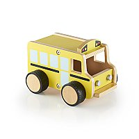 Guidecraft™ Plywood School Bus-G7511