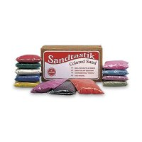 Sandtastik® Coloured Sands [CLPAK] 12-11 Bags