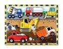 Construction Chunky Puzzle  Item MD- 3726