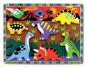 Dinosaurs Chunky Puzzle  Item MD- 3747