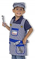 Train Engineer Role Play Costume Set  3 - 6 years MD-4836