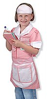 Waitress Role Play Costume Set  3 - 6 years MD-4787