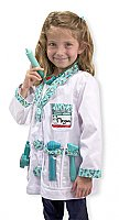 Doctor Role Play Costume Set  3+ years MD- 4839