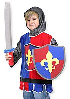Knight Role Play Costume Set  3 - 6 years MD-4849