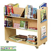 School Library Cart G6412