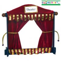 Royal Tabletop Puppet Theater G51058