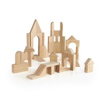Guidecraft™ Hardwood Deluxe Block Set 76 Pc.G6210