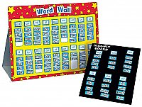 Magnetic Learning Boards Word Families Level 1 (F02-SM835)