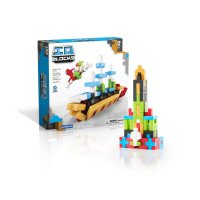Guidecraft™ IO Blocks® 192 Piece Set G9602