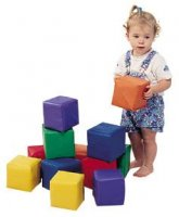 Toddler Baby Soft Foam Blocks CF362-516