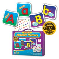 Match It! - Alphabet Memory LJ 192474