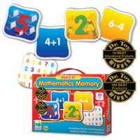 Match It! - Mathematics Memory LJ 687369