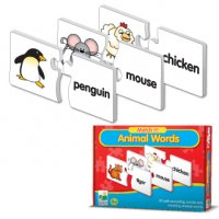 Match It! - Animal Words LJ 867594