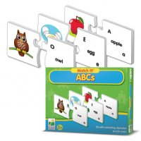 Match It! - ABCs LJ 743874