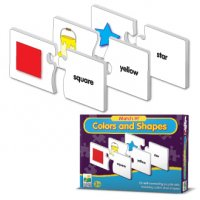 Match it! - Colors and Shapes LJ 620533