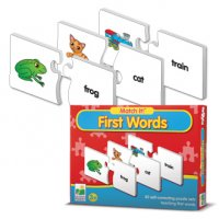 Match It! - First Words LJ 025017
