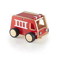 Guidecraft™ Plywood Fire Engine G7507