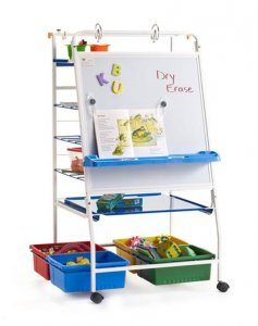 Expanded Storage Royal® Reading/Writing Center XS005
