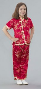Chinese Girl Costume CF100-319G