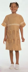 Indian Girl Costume CF100-325G