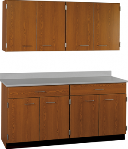 "60"" Wide Work Suite with Locks (COLORS OPTIONS AVAILABLE) 84508 F60"