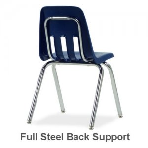 "Classroom Chair 10"" Virco 9000 Series SEAT HEIGHT COLOR OPTIONS AVAILABLE 9010"