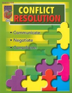 Gr 3-5 Conflict Resolution DD-25224