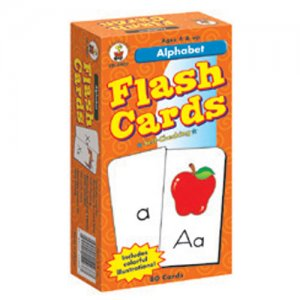 Alphabet Flash Cards CD-3907