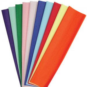 "Tissue Paper 50 Sheets Assorted 20"" x 30""A12-58951"