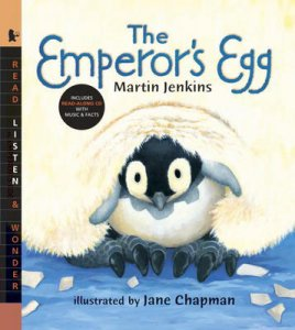 Read, Listen, & Wonder - The Emperor's Egg [C38252]