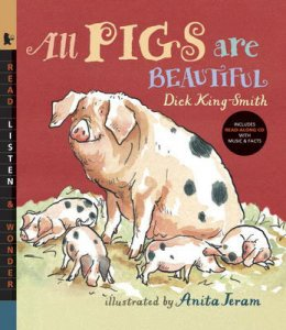 Read, Listen, & Wonder - All Pigs Are Beautiful [C38665]