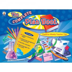 The Complete Plan Book (Set of 12)CD104069