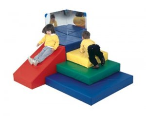 Toddler Pyramid Play Center CF300-007