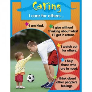 Caring Learning Chart B56-38072