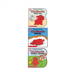 Clifford Board Book Collection