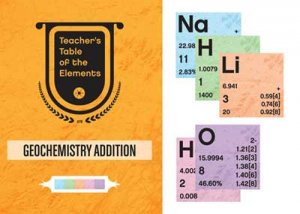 Table of Elements - Geochemistry Expansion Set AEP-478