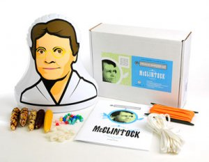 Famous Scientist Kit - McClintock Grades: 6 - 12 AEP-7-8107