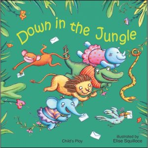 Down In The Jungle Big Book A90-846430097