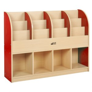 Colorful Essentials™ Single-Sided Book Stand ELR-0720-XX
