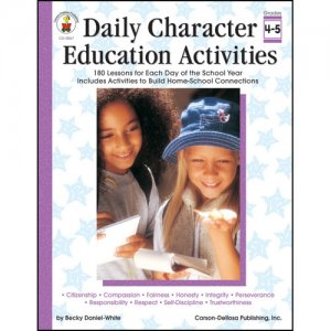 Gr 4-5 Daily Character Education Activities A15-0067