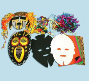 African Mask Kit R4203