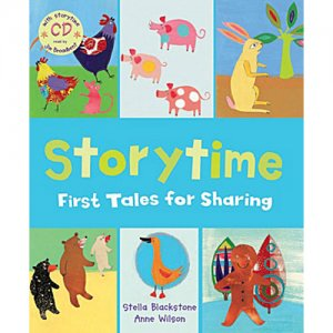 Storytime Book & CD BF-9781846861499