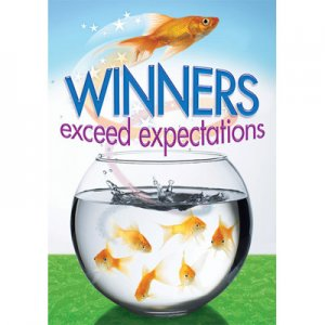Winners exceed expectations [TA67334]