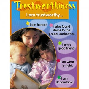 Trustworthiness Learning Chart B56-38068