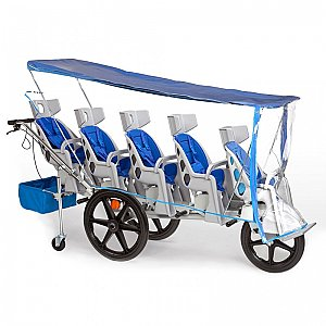 Runabout - 5 Seater Premium Weather Canopy 187-27-5