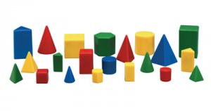 Shapes (Mini Geosolids)