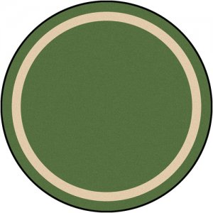 "Portrait Theme Area Rug 13'2"" ROUND JC 1479XLE"