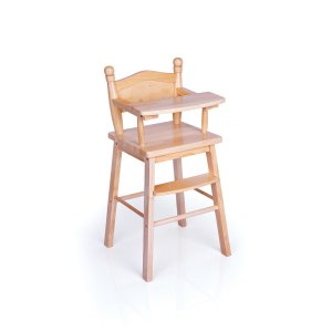 Doll High Chair Natural G98104