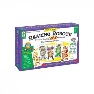 Reading Robots Slide N Read CD-KE847015